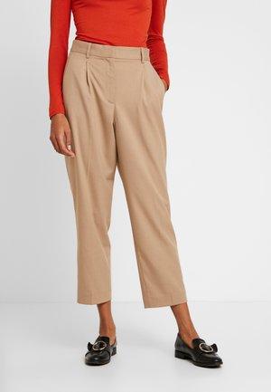 ESSENTIAL PANT - Kalhoty - beige