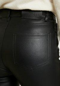 Tommy Hilfiger - STRETCH PANTS - Trousers - black - 5