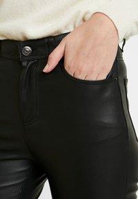 Tommy Hilfiger - STRETCH PANTS - Trousers - black - 3