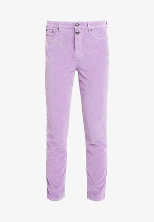 TRISHA PANT - Kalhoty - dusty lilac