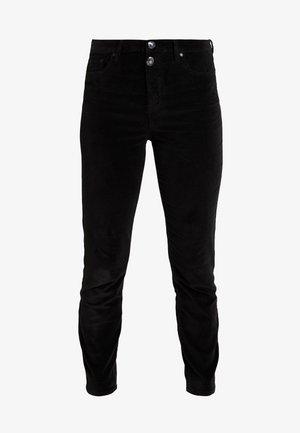 TRISHA PANT - Trousers - black