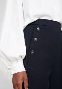 Tommy Hilfiger - LYNN PANT - Trousers - desert sky - 4