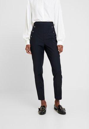 LYNN PANT - Spodnie materiałowe - desert sky