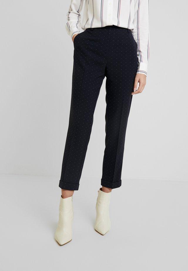HATTIE PANT - Spodnie materiałowe - blue