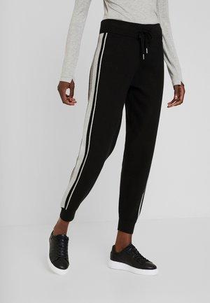 CACIE PANT - Teplákové kalhoty - black