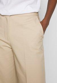 Tommy Hilfiger - SLUB CULOTTE PANT - Pantalon classique - sahara tan - 4
