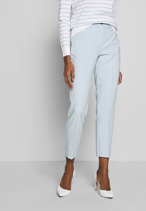 BISTRETCH POLY SLIM  - Bukse - breezy blue