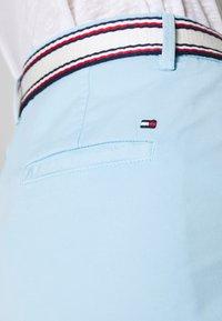 Tommy Hilfiger - SLIM PANT - Spodnie materiałowe - sail blue - 5