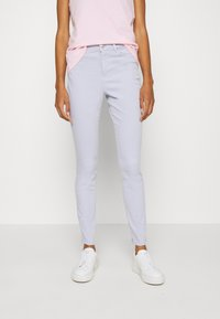 Tommy Hilfiger - STRETCH PANT - Jeansy Skinny Fit - bliss blue - 0