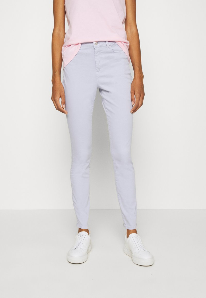Tommy Hilfiger - STRETCH PANT - Jeansy Skinny Fit - bliss blue