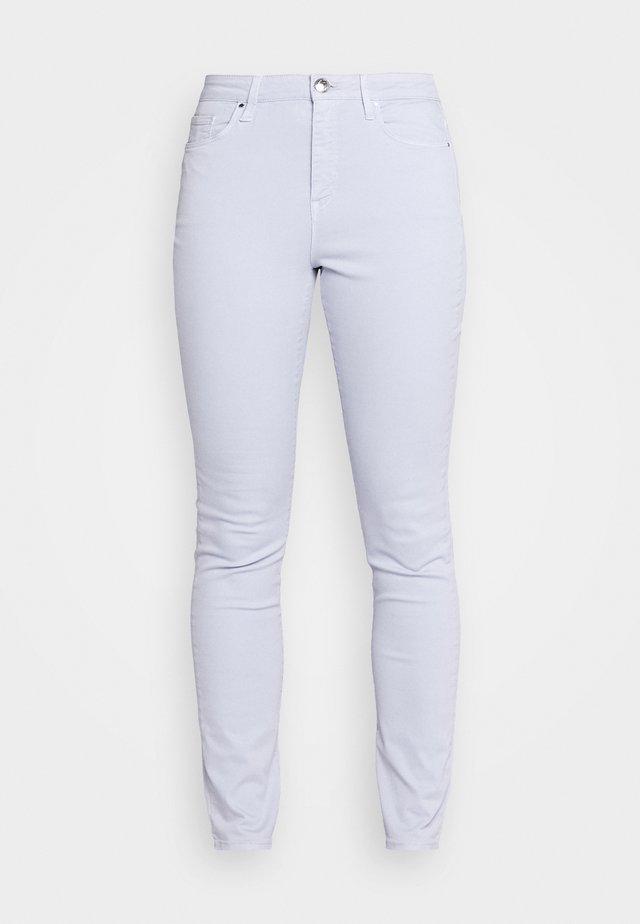 STRETCH PANT - Spodnie materiałowe - bliss blue