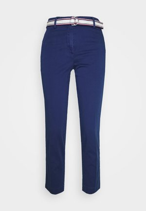 DOBBY - Pantalones - blue ink