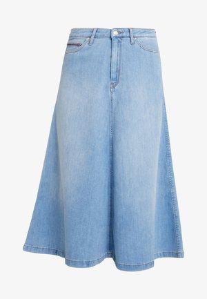 FASHION SKIRT KONYA - A-line skirt - blue denim