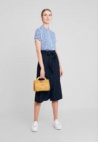 Tommy Hilfiger - RANU SKIRT - A-line skirt - blue - 1