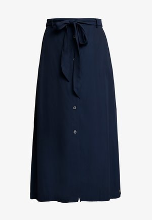 RANU SKIRT - A-Linien-Rock - blue