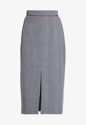 FAUNA MIDI PENCIL SKIRT - Blyantnederdel / pencil skirts - white