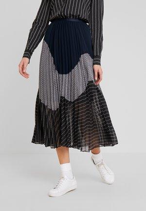 DEIDRE SKIRT - Áčková sukně - black