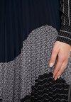 Tommy Hilfiger - DEIDRE SKIRT - A-line skirt - black