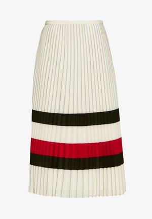 ICON SKIRT - Áčková sukně - ivory