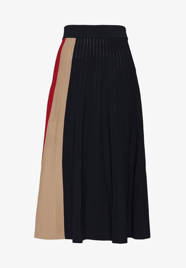 ICON PLEATED SKIRT - A-line skirt - desert sky