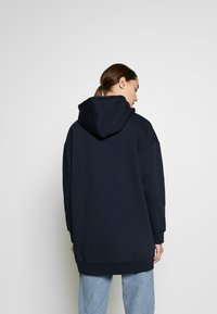 Tommy Hilfiger - HOODED DRESS - Sukienka letnia - sky captain - 2