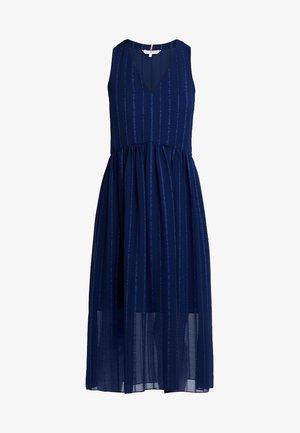 EVA DRESS - Maxi-jurk - blue