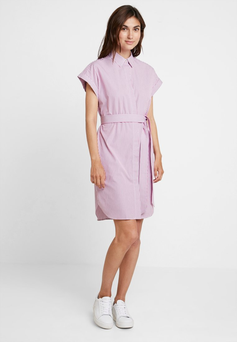 Tommy Hilfiger - ESSENTIAL DRESS - Vestido camisero - pink