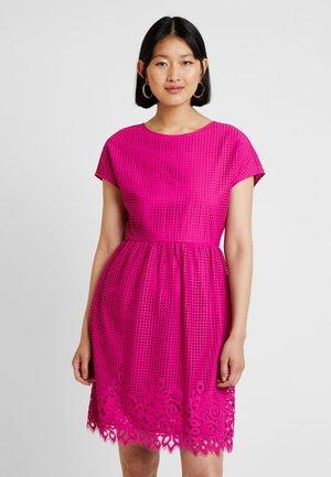 HELENA DRESS - Shift dress - purple