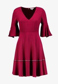 Tommy Hilfiger - FENYA DRESS - Day dress - purple - 4