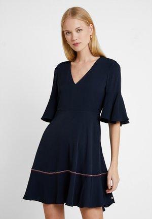 FENYA DRESS - Korte jurk - blue