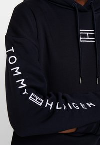 Tommy Hilfiger - PALOMA HOODED DRESS - Korte jurk - desert sky - 5