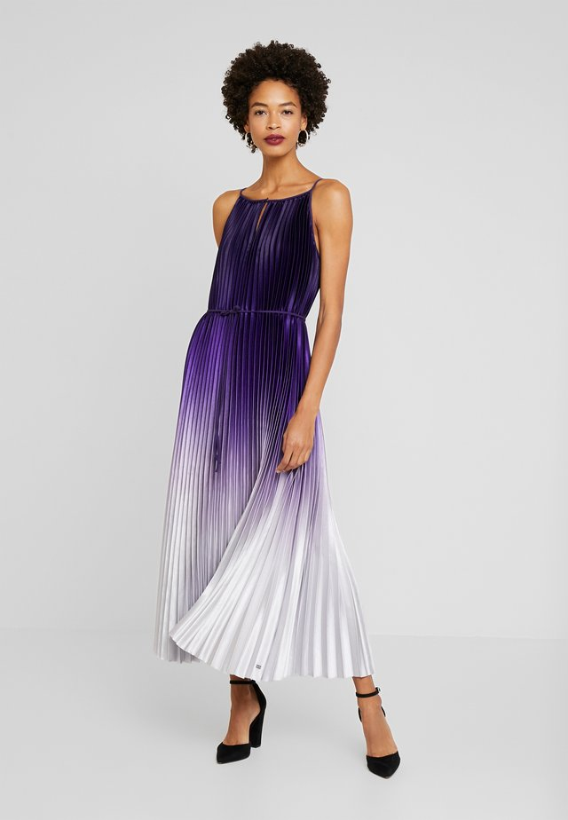 DAISY DRESS - Cocktail dress / Party dress - nocturnal purple