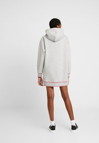 Tommy Hilfiger - PERRY HOODED DRESS - Day dress - light grey heather - 2