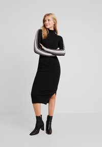 Tommy Hilfiger - CACIE DRESS - Kotelomekko - black - 0