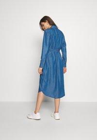 Tommy Hilfiger - SHIRT DRESS RUTH - Shirt dress - blue - 3