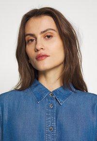 Tommy Hilfiger - SHIRT DRESS RUTH - Shirt dress - blue - 4
