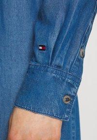 Tommy Hilfiger - SHIRT DRESS RUTH - Shirt dress - blue - 5