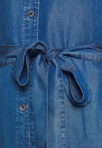 Tommy Hilfiger - SHIRT DRESS RUTH - Shirt dress - blue - 7