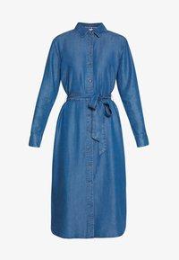 Tommy Hilfiger - SHIRT DRESS RUTH - Shirt dress - blue - 6