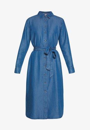 SHIRT DRESS RUTH - Skjortekjole - blue