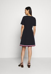 Tommy Hilfiger - ANGELA DRESS  - Jersey dress - desert sky - 2