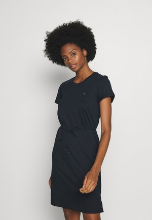 ANGELA REGULAR DRESS - Jerseyjurk - desert sky