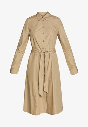 LEA DRESS  - Robe chemise - beige