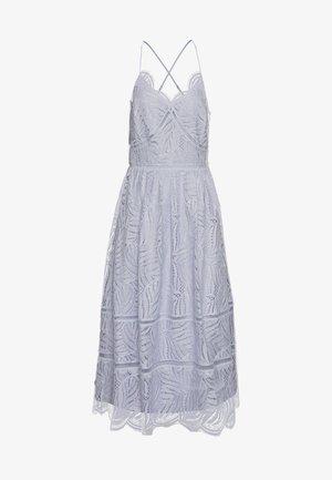 MIDI DRESS - Cocktail dress / Party dress - bliss blue