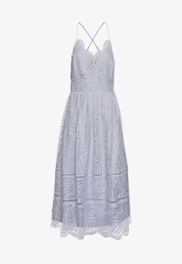 MIDI DRESS - Cocktail dress / Party dress - bliss blue