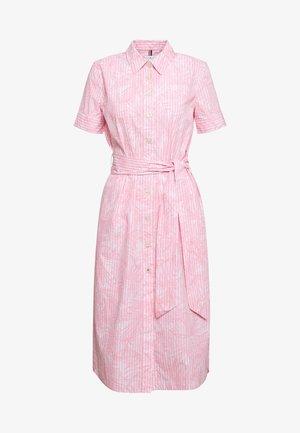 REISA DRESS - Košilové šaty - pink