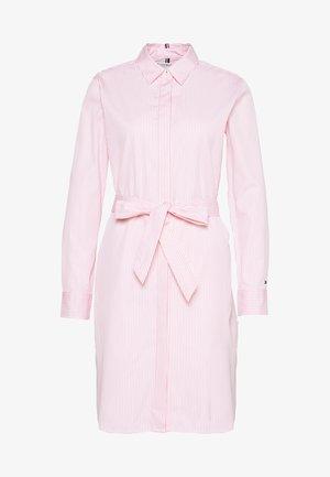 ESSENTIAL DRESS - Shirt dress - pink grapefruit