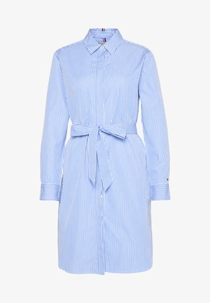 ESSENTIAL DRESS - Shirt dress - copenhagen blue