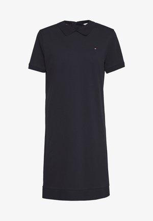 KHLOE RELAXED DRESS - Vestido de tubo - desert sky