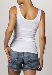 Tommy Hilfiger - NEW LUCIE - Top - classic white - 3